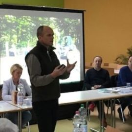 Mitgliederversammlung 2018: Artenvielfalt fördern
