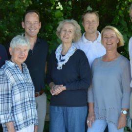 Vorstandsmitglieder Pro Niendorfer Gehege e.V. 2018