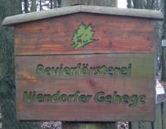 Revierförsterei Niendorfer Gehege