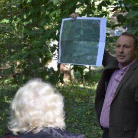 Sonntagsspaziergang durch das Niendorfer Gehege (27.09.2015)