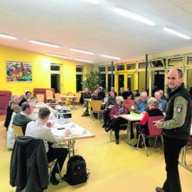 Mitgliederversammlung 2019: Niendorfer Gehege auf gutem Weg